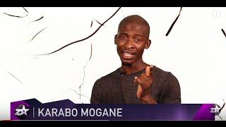 KARABO MOGANE INTERVIEW: Why He
