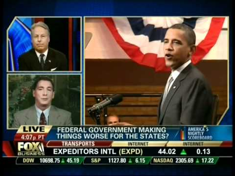Scoreboard (08-09-2010) - Federal Government vs States