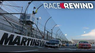 NASCAR Race Recap: Blue-Emu Maximum Pain Relief 500 from Martinsville Speedway in 15 minutes