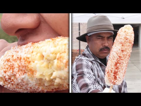 The Man, The Myth, The Legend: The Elote Man Of The University Of California Santa Barbara