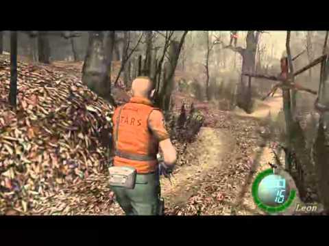 Resident evil 4 richard aiken re umbrella chronicles for Cabina richard aiken