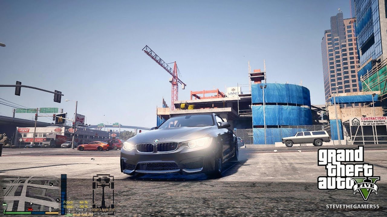 The Mods - Let's Go Garage