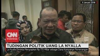 Blak-blakan La Nyalla soal Mahar Gerindra ; La Nyalla 'Serang' Prabowo