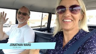 Mama's Car Stories: Jonathan Ward of ICON 4x4