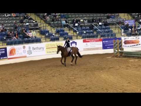 Kendra Duggleby and Mikey 2017 IEA Nationals
