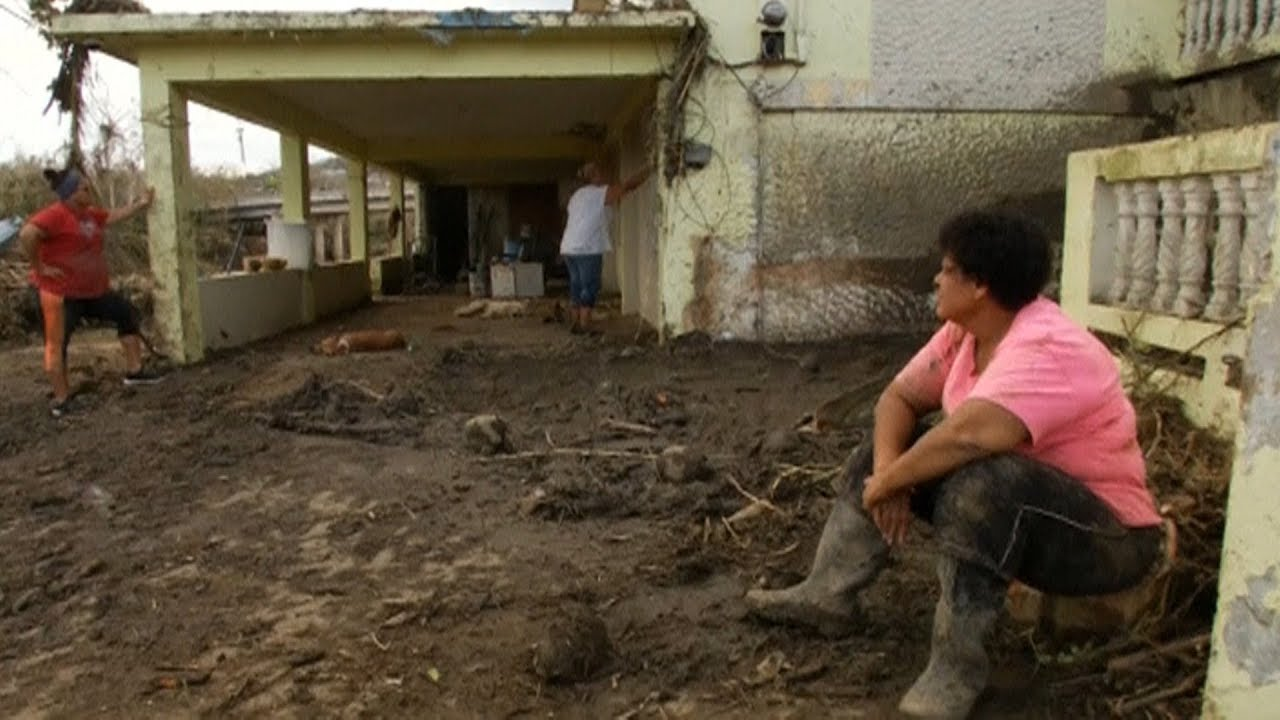 Puerto Rico Orders Recount of Hurricane Maria Death Toll After Investigation Suggests 1,000+ Died