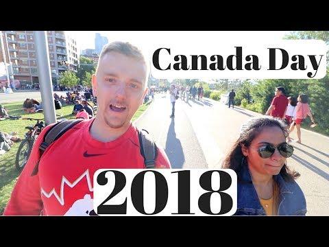 Celebrating Canada Day 2018!!!