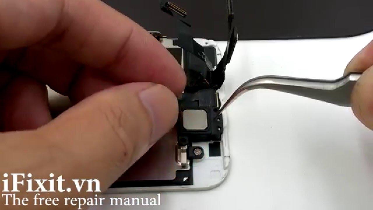 Hướng dẩn thay loa iphone 5s | Bao quát các nội dung liên quan tai nhac chuong iphone 5s mới cập nhật