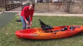 Spencer Jones visits Rutabaga Paddlesports