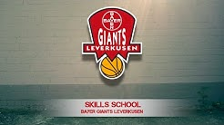 BAYER GIANTS skill school | Stationary ballhandling workout part 1 | Basics