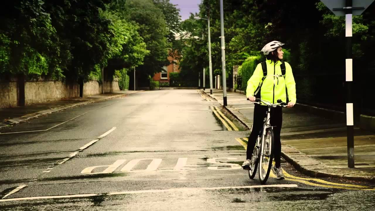 Watch 4 Rules to Cycle Safely video