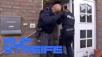 Spray auf die Polizisten! Was hat ein gebrauchtes Kondom damit zutun? | Auf Streife | SAT.1 TV