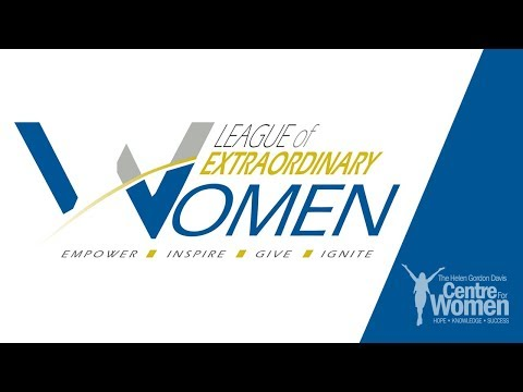 The League of Extraordinary Women at the 2018 Waves of Change