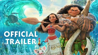Moana Official Trailer thumbnail