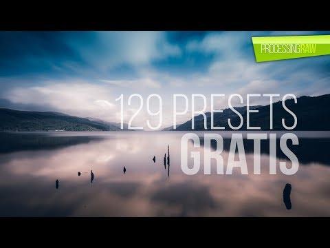 Descarga 129 PRESETS GRATIS para LIGHTROOM. (Sólo este mes!!!)