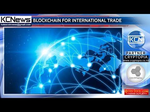 Hong Kong-Singapore blockchain partnership