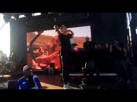 G-eazy Free Press Summer Fest 06/07/2015 @Reliant Stadium Houston TX