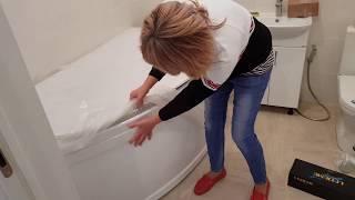 Акриловая ванна - лучший выбор для частного дома