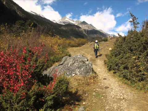 Genyen & YaLa Trek Oct2010.wmv