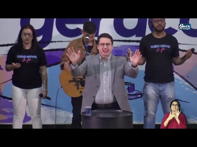 Culto Primeira Igreja Batista em Guarapari 15/08/2021-19hs