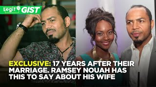EXCLUSIVE 17 Years After Their Marriage Ramsey Nouah Has This to Say About His Wife  Legit TV