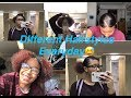 Wearing Different Natural Hairstyles To School For A Week
