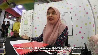 20180627 Norjuma bangga dapat tambah pendapatan negara melalui cukai