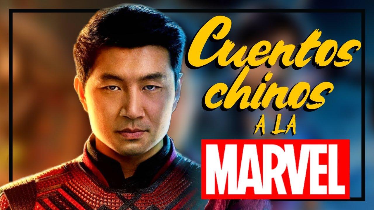 SHANG-CHI: CUENTOS CHINOS A LA MARVEL