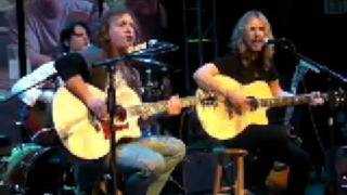 Shaw Blades at NAMM 2009 - Styx Fooling Yourself (the Angry Young man)