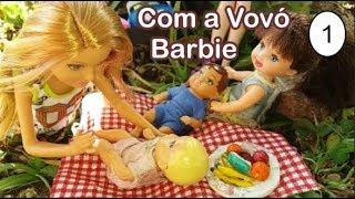 Barbie passa o fim de semana com os Netinhos (Cap 1) Novelinhas da Barbie CONTINUA