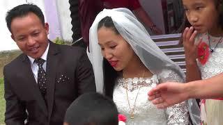 Evan. Joseph Singhi wedding