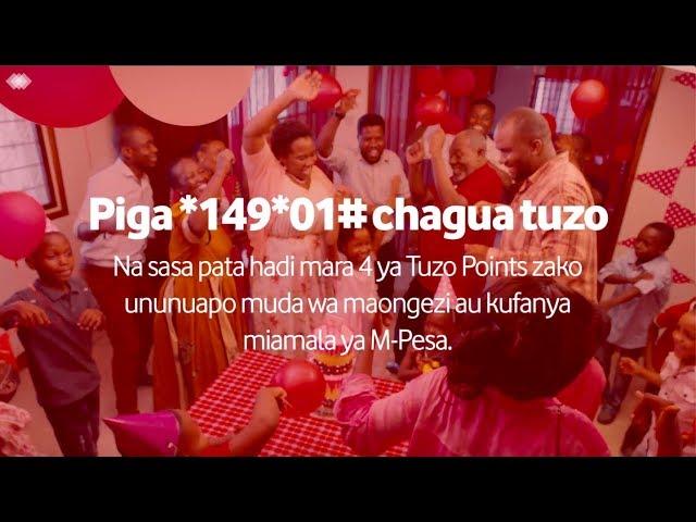 Vodacom Tuzo Points.