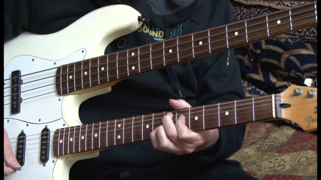 Fender Stratocaster Neck >> Fender Double Neck - Jazz Bass - Strat 6 string ...