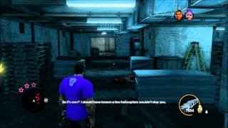 Saints Row: The Third - Mission 28: Trojan Whores