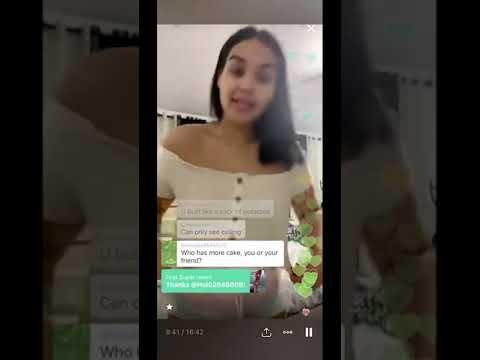 Latina On Periscope Live