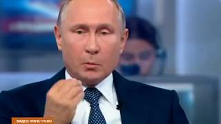 Жители Хакасии рассказали, о чем надо спрашивать Путина