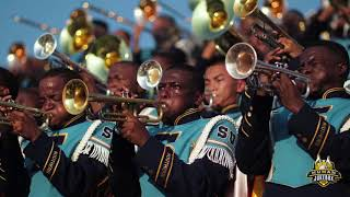 southern university human jukebox 2017 drug lord couture by nick grant