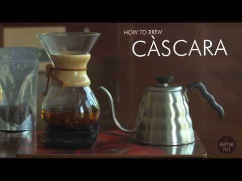 How to Brew Cascara (The Coffee Cherry Tea)