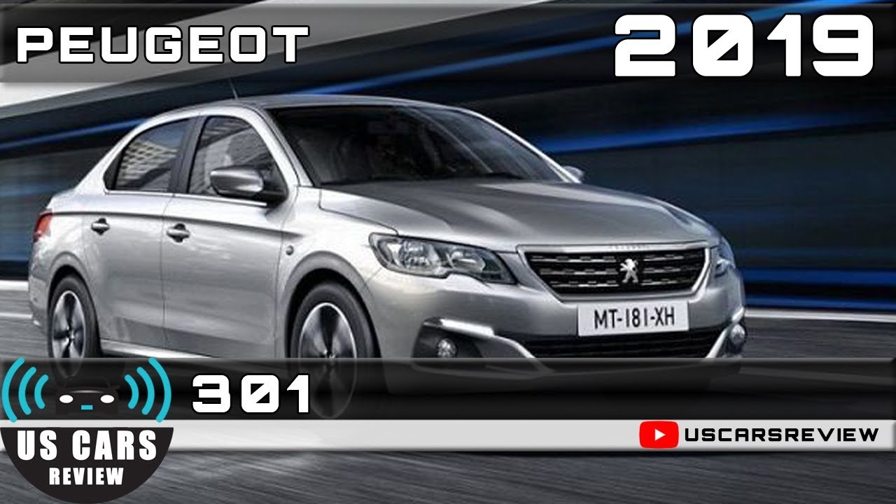 2019 PEUGEOT 301 Review