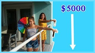 LAST PERSON TO DROP IPHONE WINS $5000.00 | SISTER FOREVER