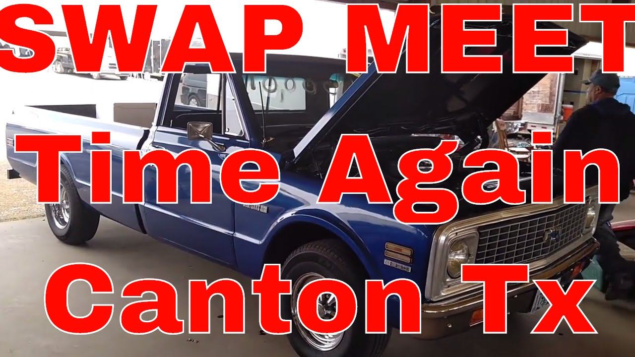 Lewis Auto Swap Meet At Canton Tx First Monday Trade Days