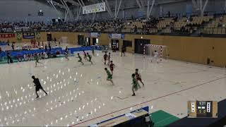 2018IH 女子ハンドボール 3回戦 不来方(岩手県)vs 鹿児島南(鹿児島県)