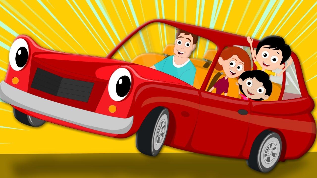 daddys red car original song nursery rhymes childrens song kids rhymes