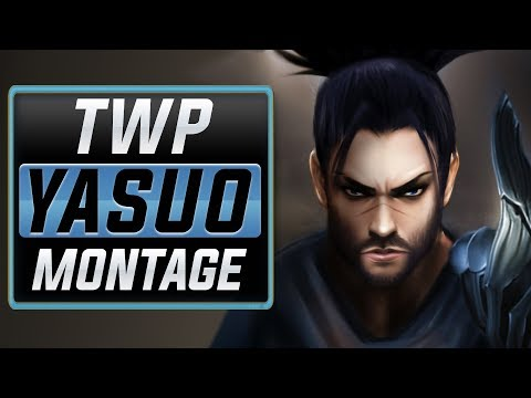 "TheWanderingPro ""Yasuo Main"" Montage (Best Yasuo Plays) 