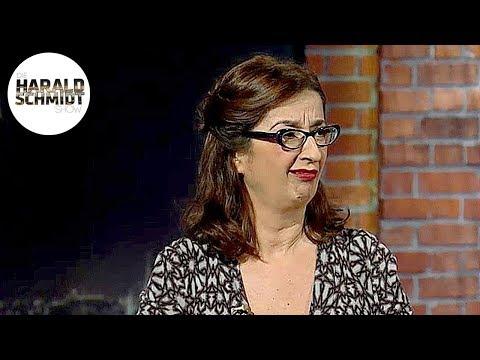 Ausländer und die deutsche Sprache   Die Harald Schmidt Show (SKY)