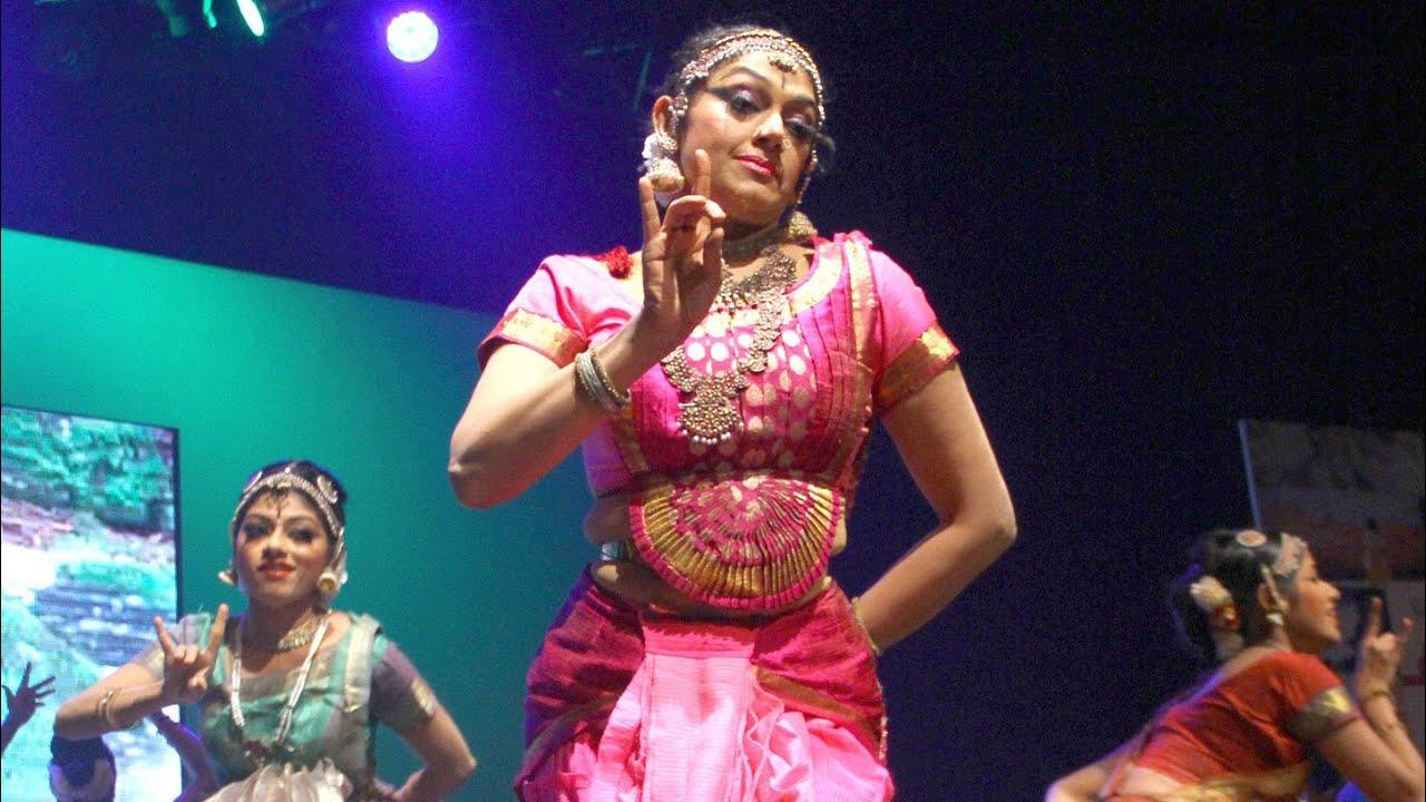 Shobana's Dance Performance At The 11th CIFF