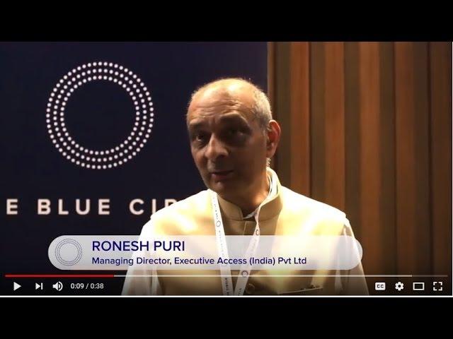 Ronesh Puri - Managing Director at Executive Access (India) Pvt Ltd.