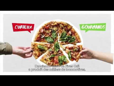 Fives Cail (Lille) : présentation de la Cuisine commune - YouTube on