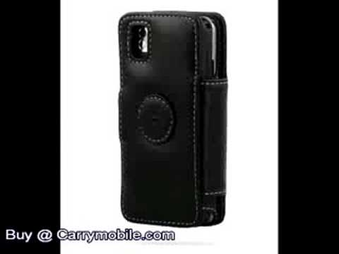 Carrymobile leather case for Samsung Sprint Instinct M800