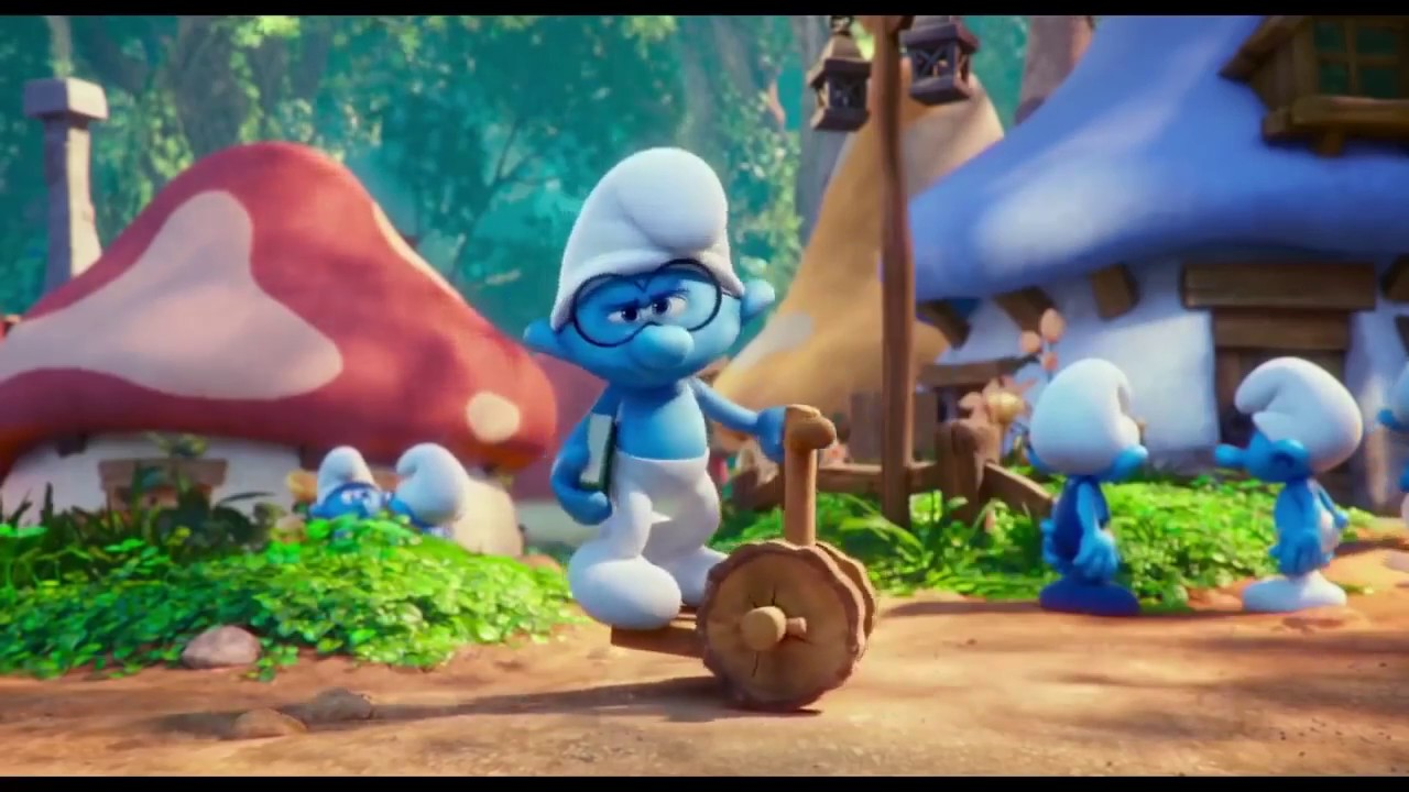 See Meghan Trainors Im a Lady Music Video for Smurfs